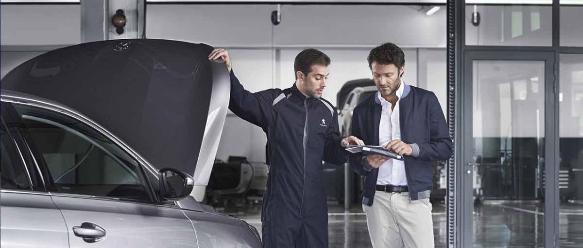 Peugeot-service